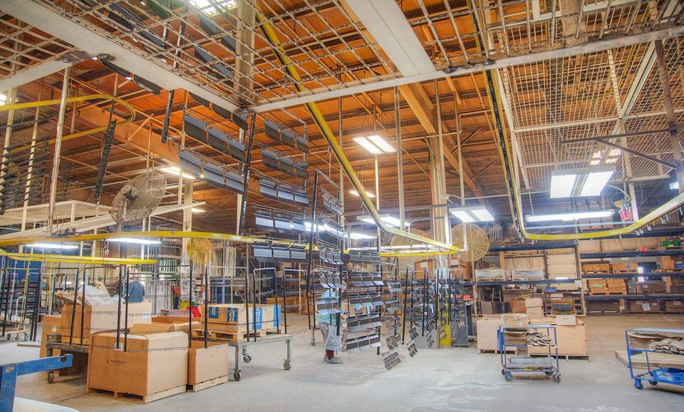 Pro Powder Building Facilities