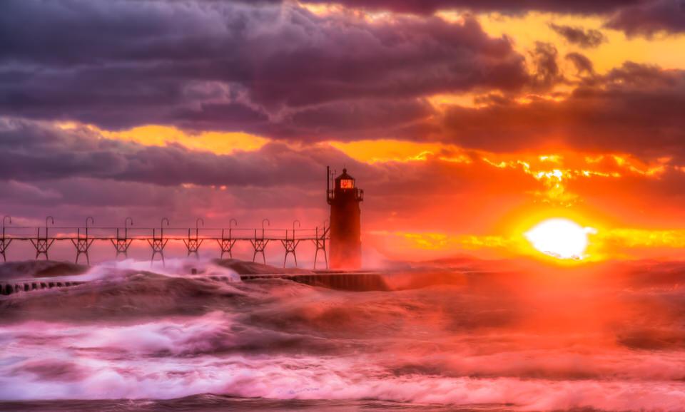 South Haven, MI Lighthouse