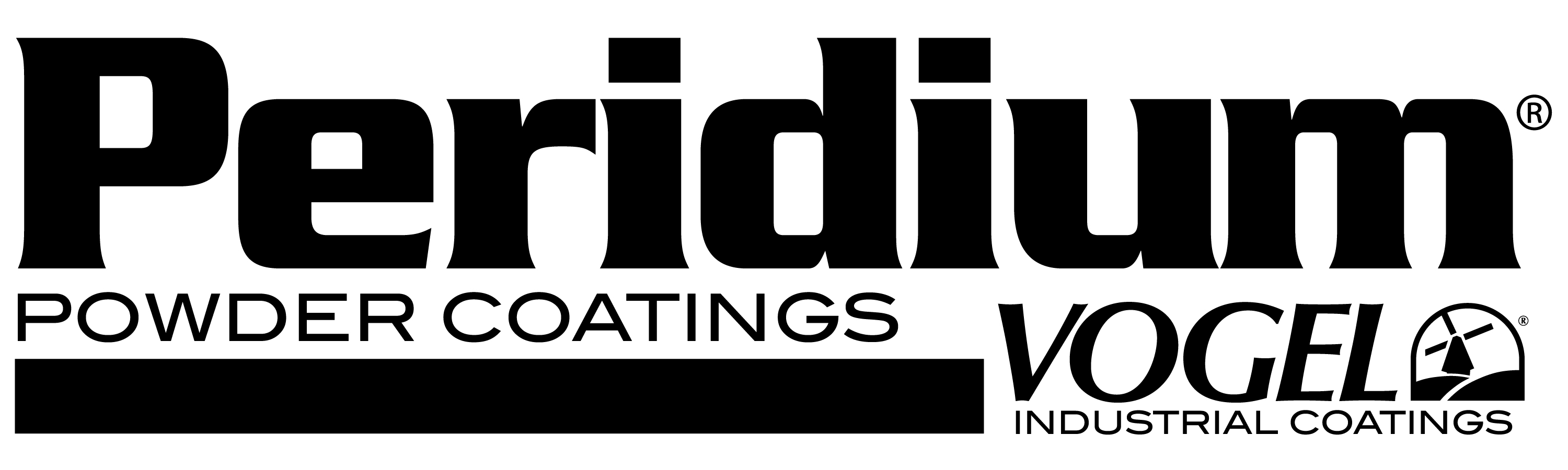 Peridium Powder Coating Logo