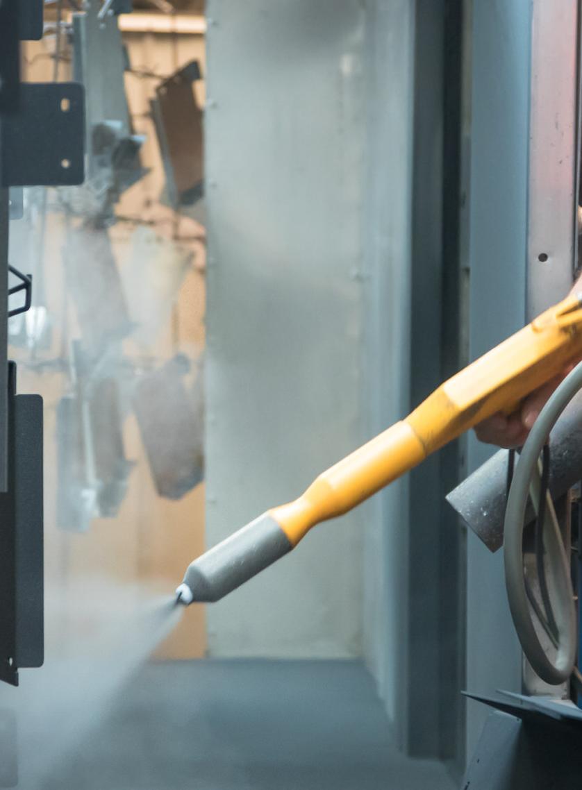 Gema Powder Coating Spray Gun
