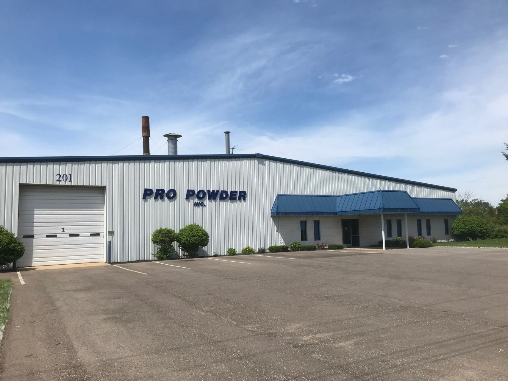 Pro Powder Building